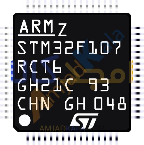 STM32F107RCT6