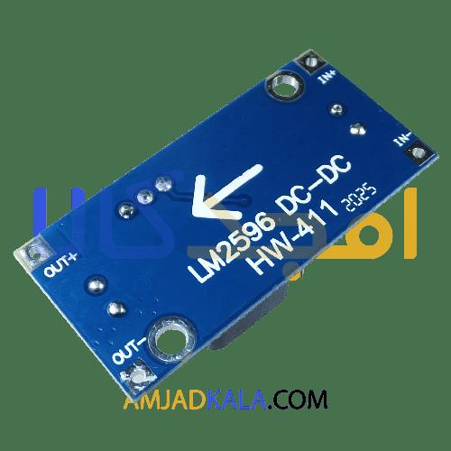ماژول LM2596 مبدل DC-DC
