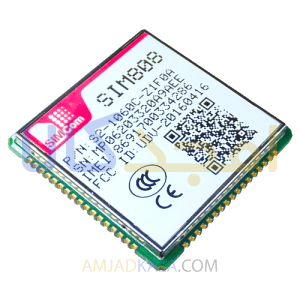 ماژول مخابراتی SIM808