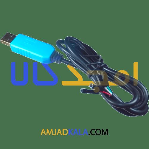 کابل مبدل PL2303