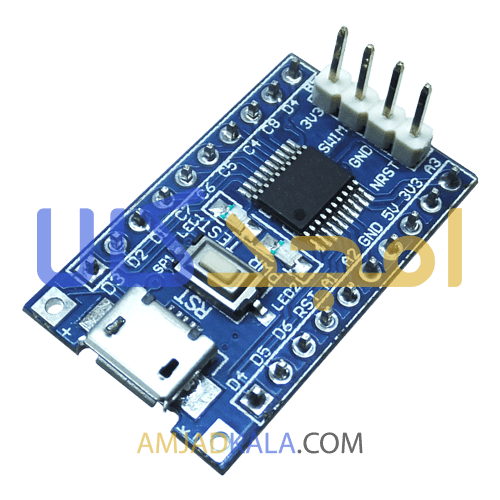 stm8s103f3p6-board