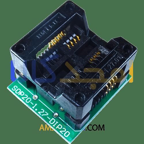 SOP8-Wide-Adapter